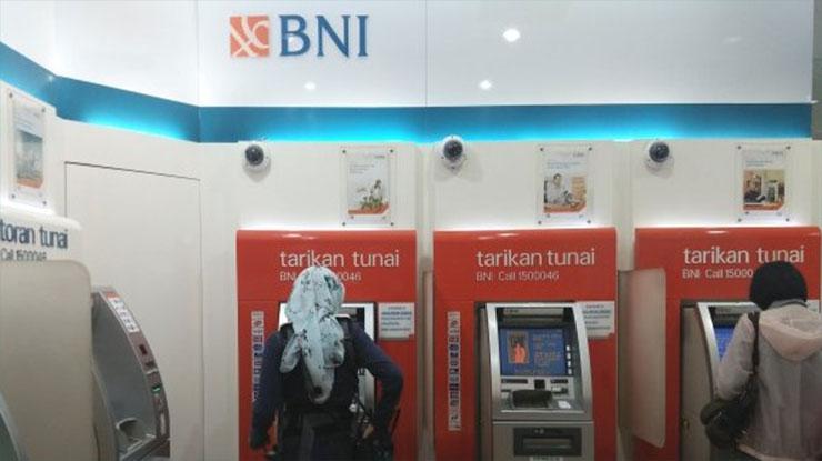Bayar Lewat ATM BNI 1