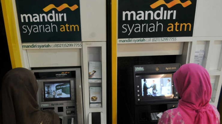 Cara Bayar BPJS Kesehatan di ATM Mandiri Syariah
