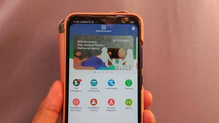 Komplain Edabu Melalui JKN Mobile