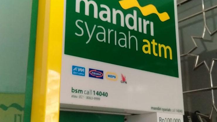 Pembayaran Iuran BPJS Kesehatan Melalui ATM Mandiri