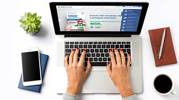 Cek Melalui Website BPJS Kesehatan