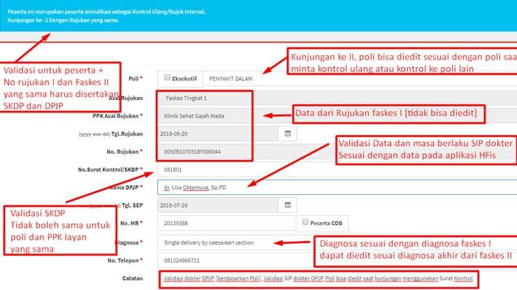 Rujukan Online Faskes Tingkat I