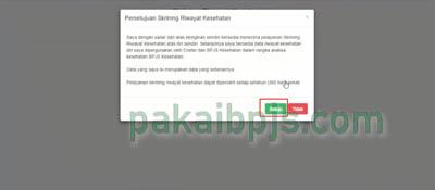web skrining bpjs kesehatan go id