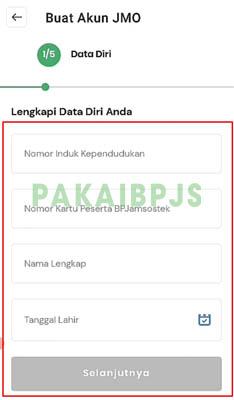 Aplikasi Jamsostek Mobile