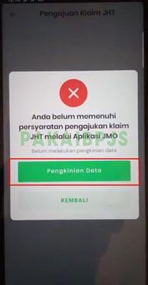 JHT di Jamsostek Mobile