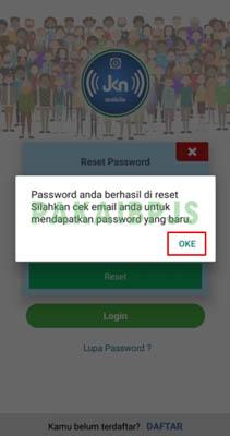 Mengatasi Lupa Password Mobile JKN