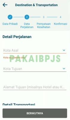 isi e-hac indonesia