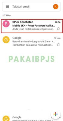password bpjs kesehatan